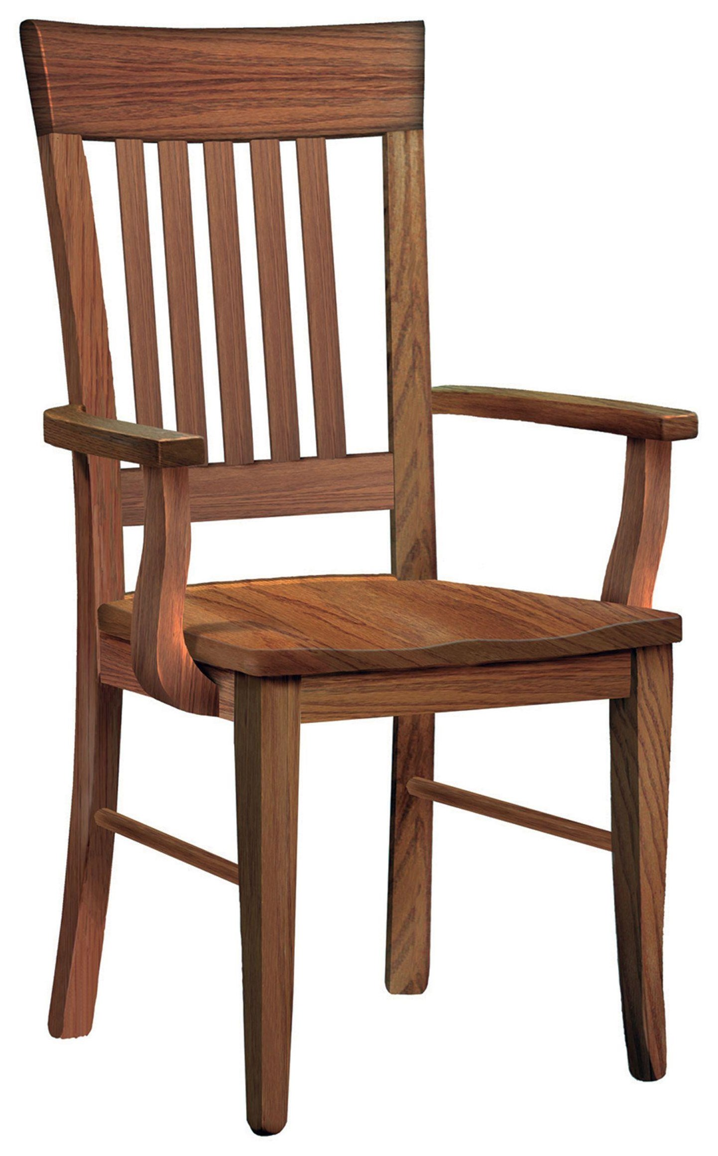 Ottawa Arm Chair by Wengerd Wood Products at Wayside Furniture