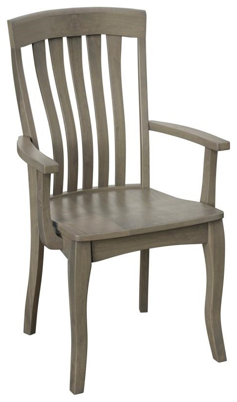 R2 Arm Chair by Wengerd Wood Products at Wayside Furniture