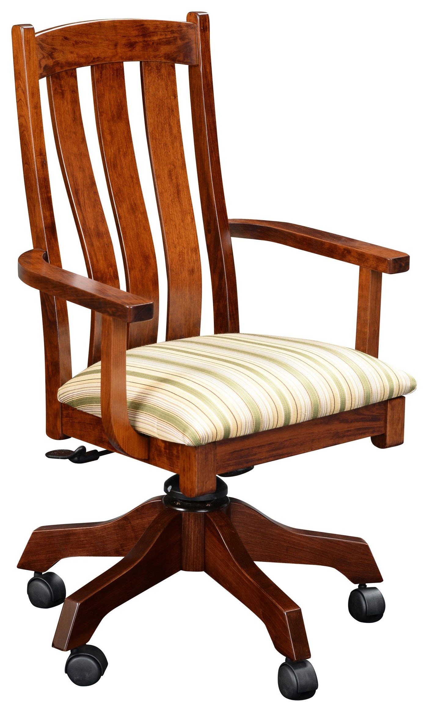 Reily Desk Chair by Wengerd Wood Products at Wayside Furniture