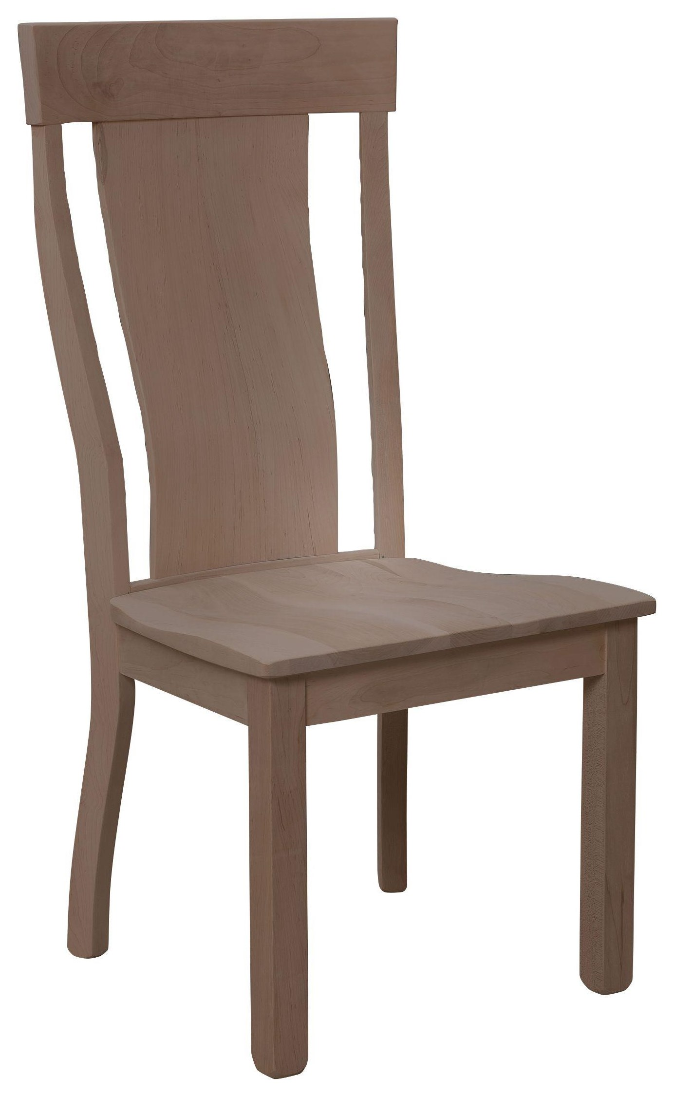 Weldon Side Chair by Wengerd Wood Products at Wayside Furniture