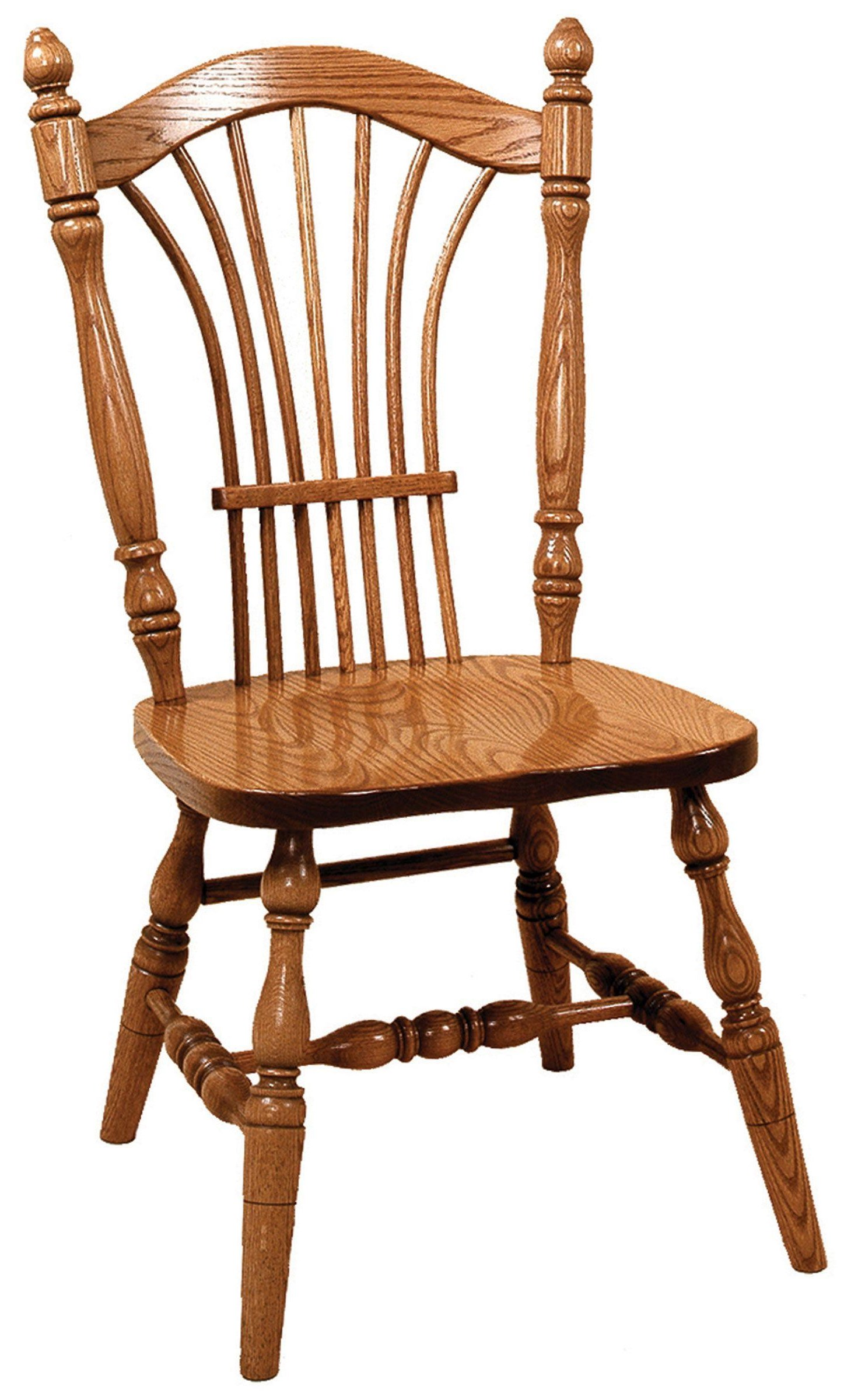 White-Oak Side Chair by Wengerd Wood Products at Wayside Furniture