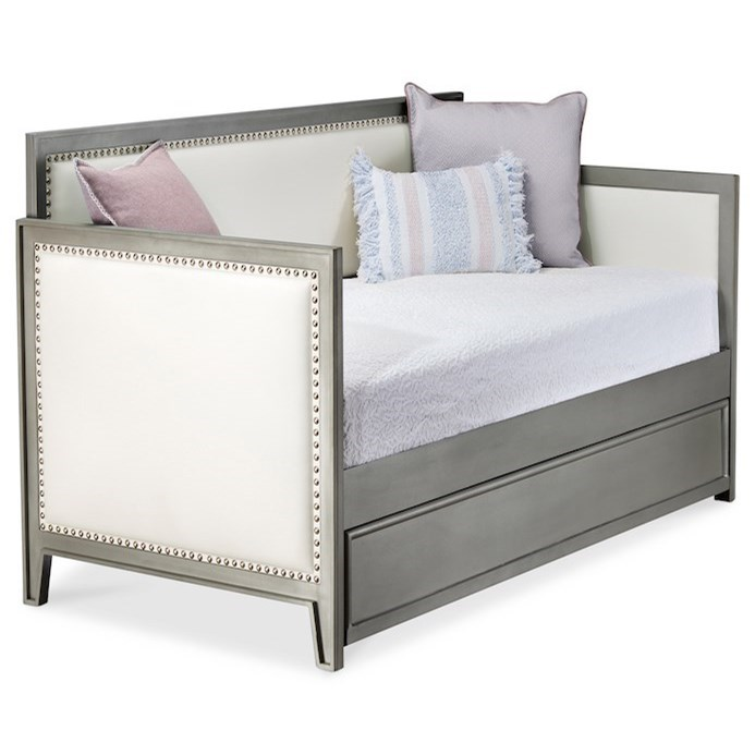 Iron Beds Avery Daybed by Wesley Allen at Baer's Furniture