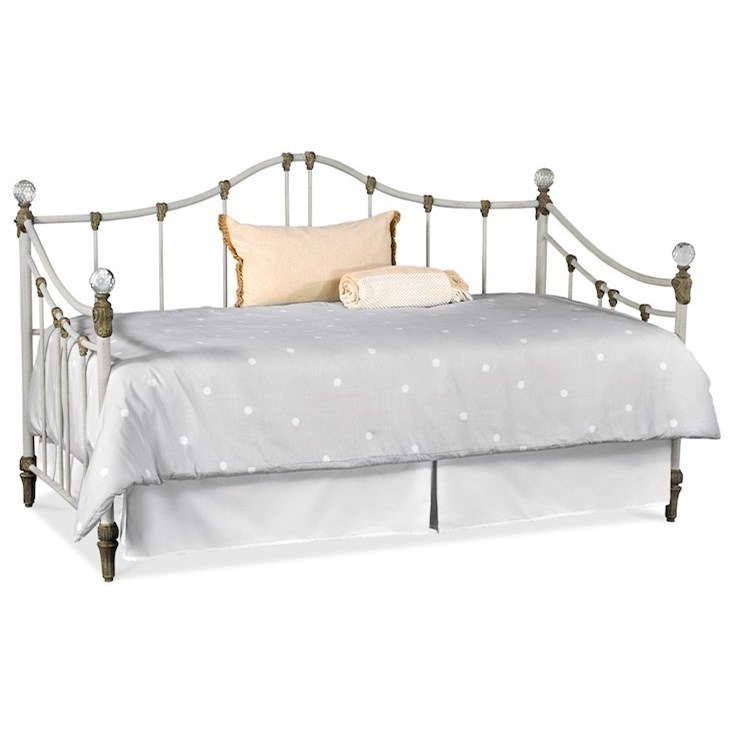 Iron Beds Otsego Daybed by Wesley Allen at Baer's Furniture