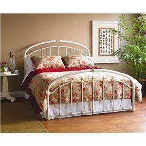 Full Birmingham Iron Bed