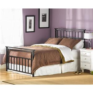 Queen Complete Aspen Headboard and Footboard Bed