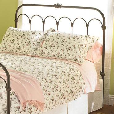 Iron Beds Twin Hillsboro Headboard by Wesley Allen at Baer's Furniture