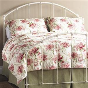 Wesley Allen Iron Beds Full Coventry Headboard