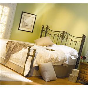 Dawson Iron Poster Bed