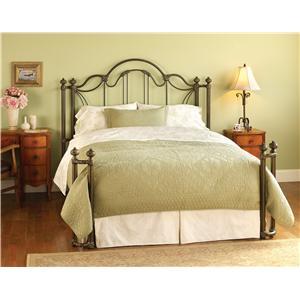 Wesley Allen Iron Beds Queen Marlow Iron Bed