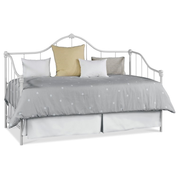 Iron Beds Saratoga Daybed by Wesley Allen at Baer's Furniture