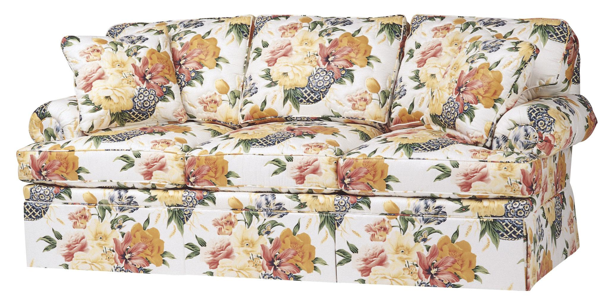 1210 Stationary Sofa by Wesley Hall at Story & Lee Furniture