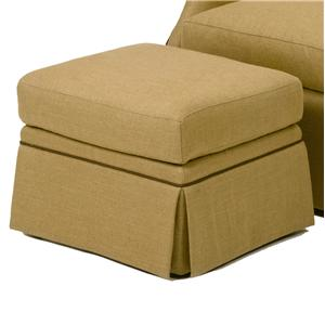 Wesley Hall Accent Chairs and Ottomans Ottoman