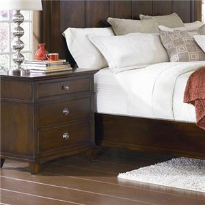 West Brothers Newbury Street Bedside Chest