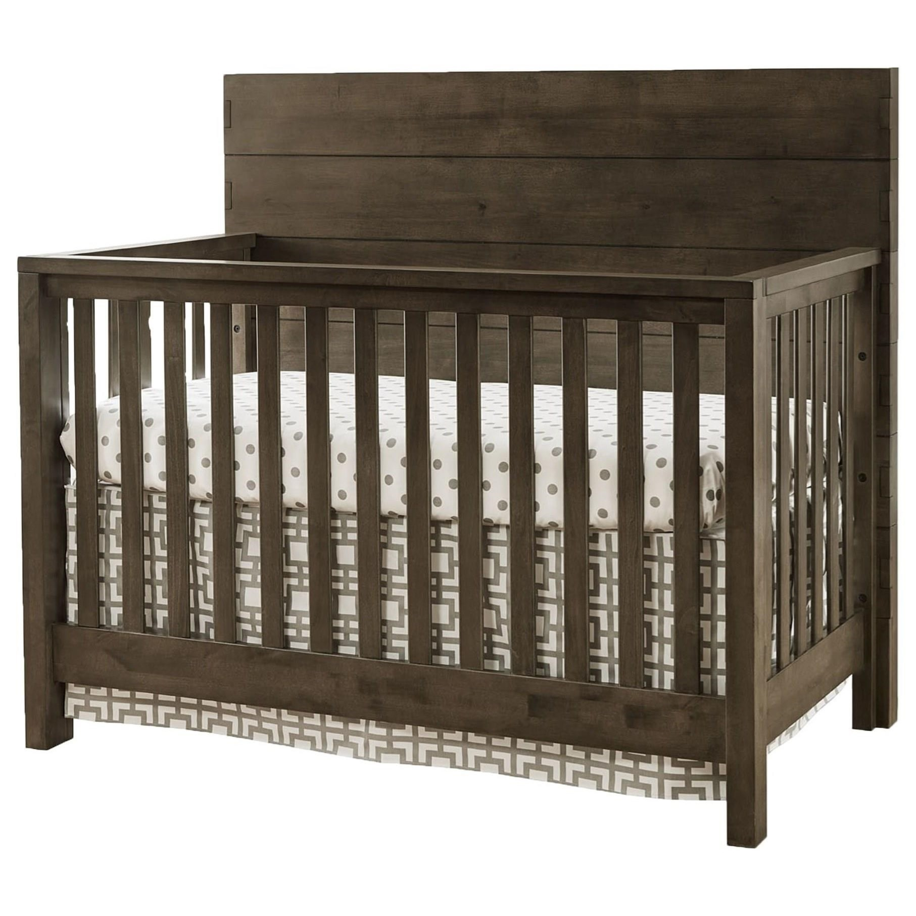 Dovetail Convertible Crib by Westwood Design at Virginia Furniture Market
