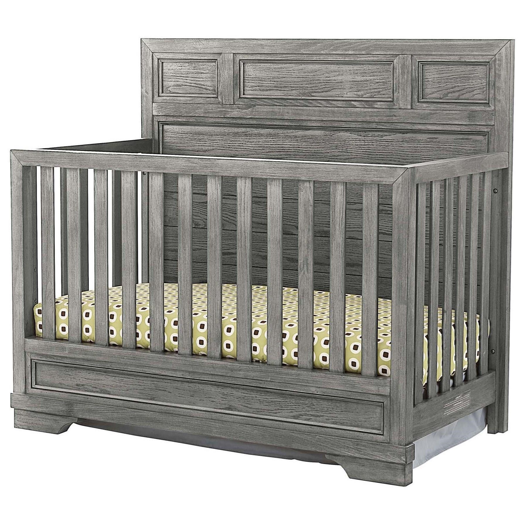 Foundry Convertible Crib by Westwood Design at Darvin Furniture