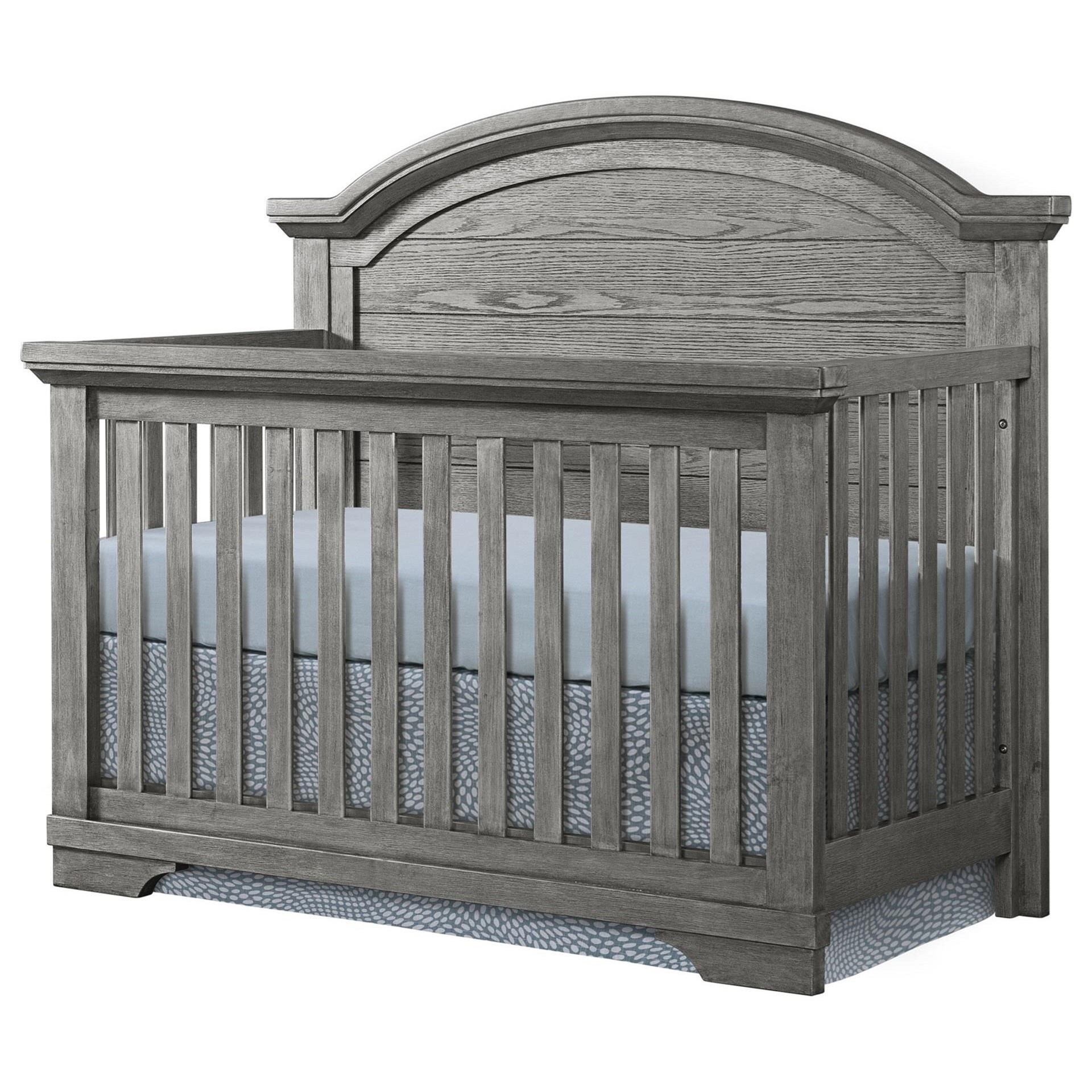 Foundry Arch Top Convertible Crib by Westwood Design at Virginia Furniture Market