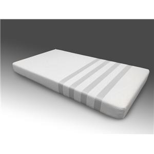 5'' Premium Dual Side Foam Crib Mattress