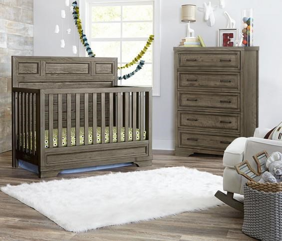 Kemp Kemp Convertible Crib by Westwood Design at Morris Home