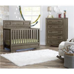 Kemp Convertible Crib