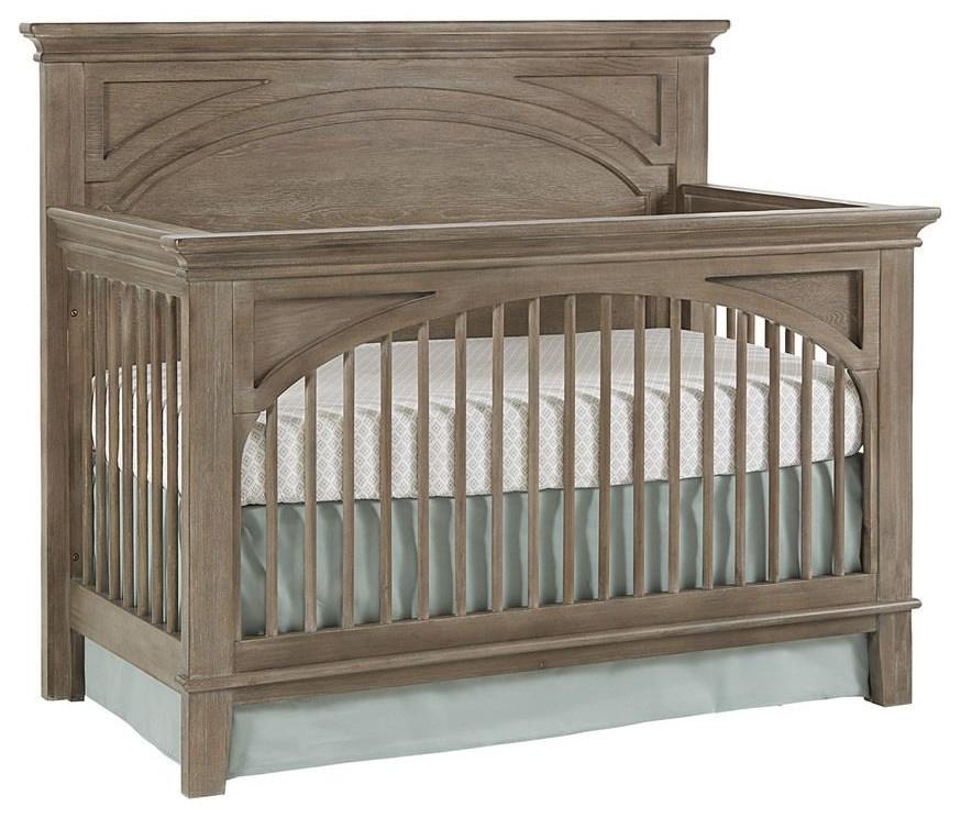 Lee Lee Convertible Crib by Westwood Design at Morris Home