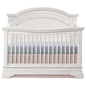 Arch Top Convertible Crib
