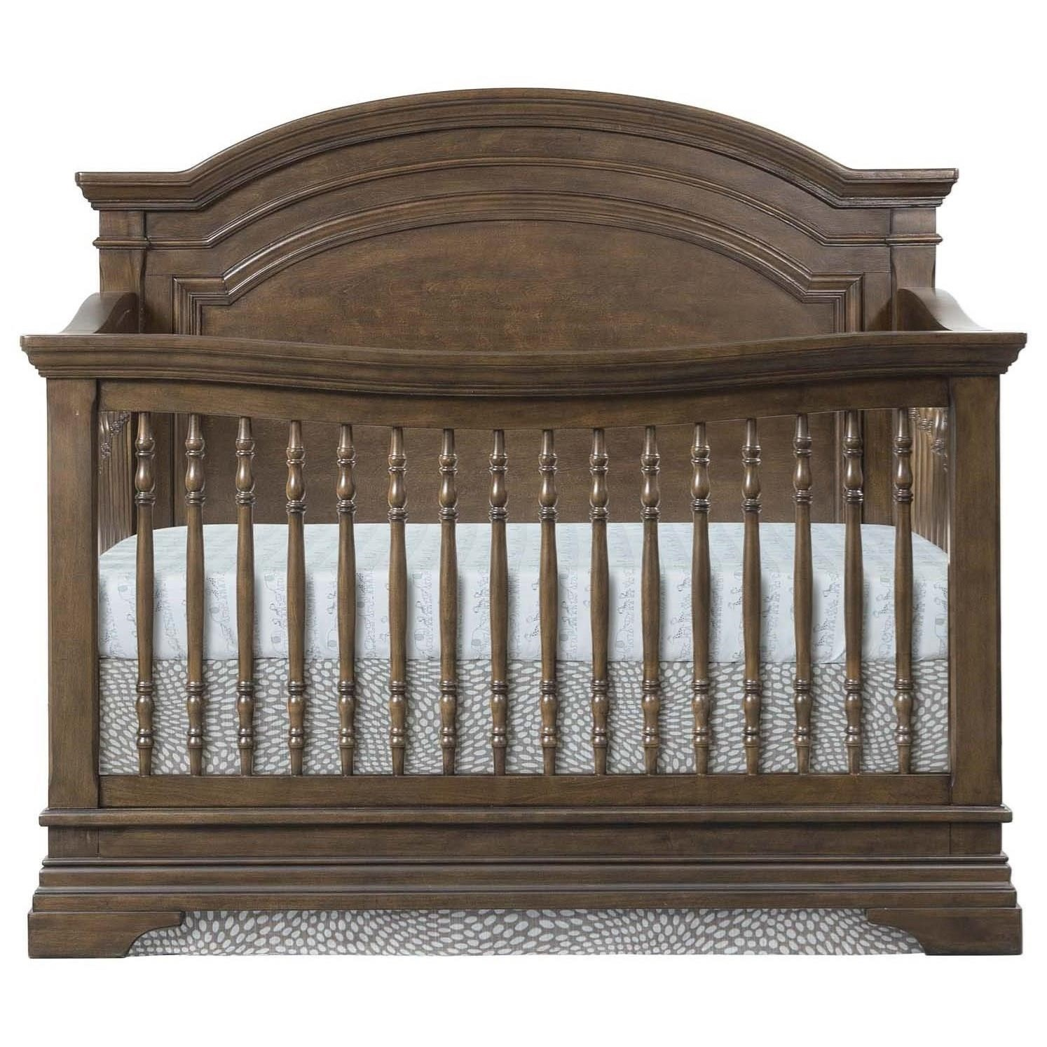 Olivia Arch Top Convertible Crib by Westwood Design at Virginia Furniture Market