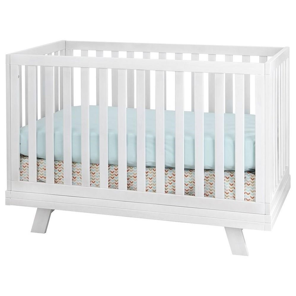 Reese Cottage Island Crib by Westwood Design at Virginia Furniture Market