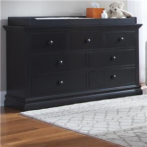 Westwood Design Stone Harbor Dresser with Changing Top