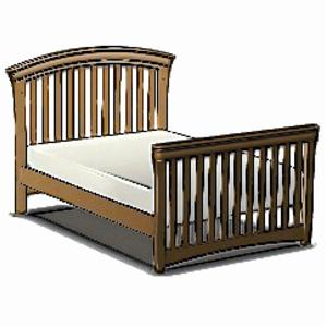 Westwood Design Stratton Bed Rails