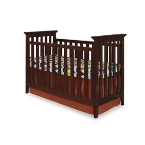 Mission Cottage Crib