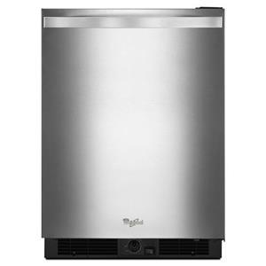 Whirlpool All Refrigerators 24-inch Undercounter Refrigerator