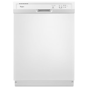 Whirlpool Dishwashers - Whirlpool Dishwasher With The 1-Hour Wash Cycle