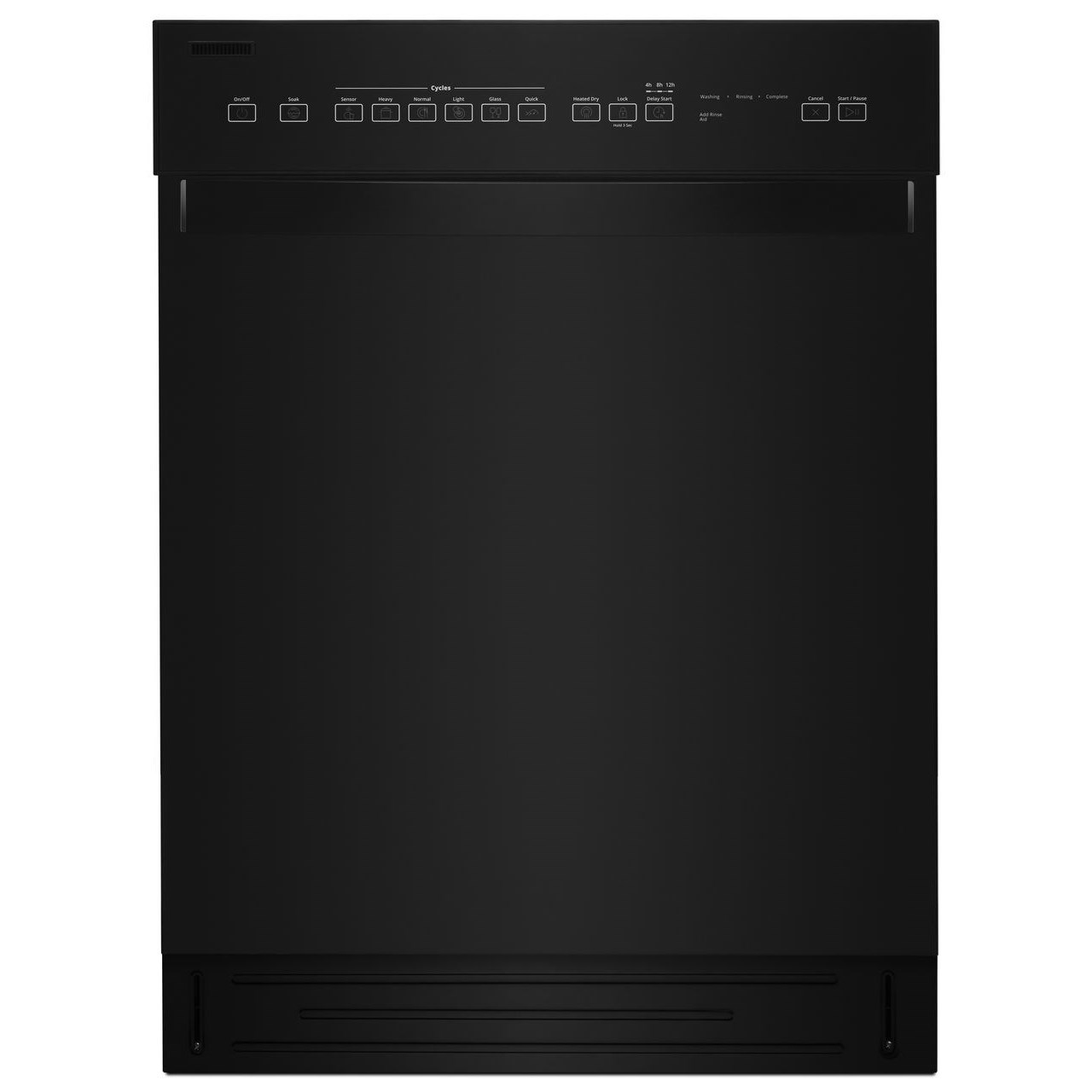 Dishwashers - Whirlpool Quiet Dishwasher with Stainless Steel Tub by Whirlpool at Furniture and ApplianceMart