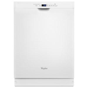 Whirlpool Dishwashers - Whirlpool Dishwasher with Adaptive Wash Technology