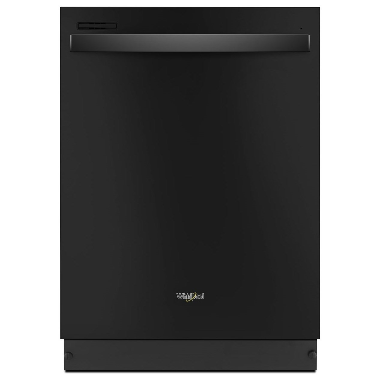 Dishwashers - Whirlpool Dishwasher with Sensor Cycle by Whirlpool at Furniture and ApplianceMart