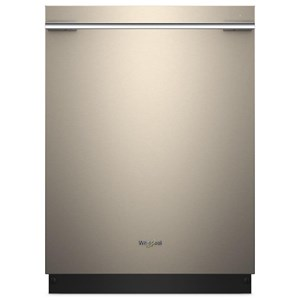 Contemporary Design. Smart Dishwasher with Third Rack