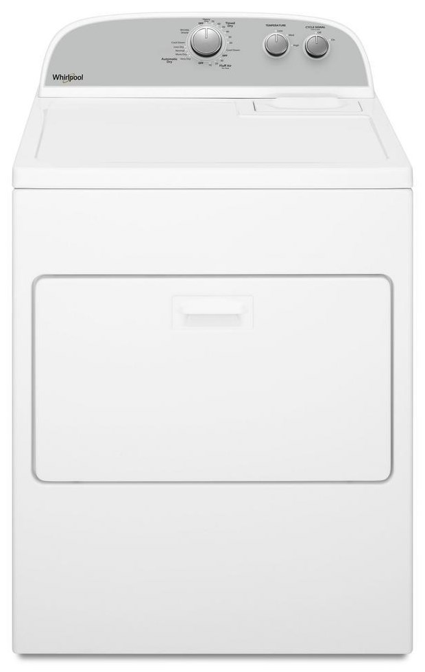 Electric Dryers Dryer by Whirlpool at Furniture Fair - North Carolina