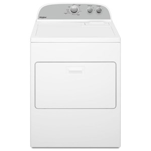 7.0 cu. ft. Front Load Electric Dryer with AutoDry™ Drying System