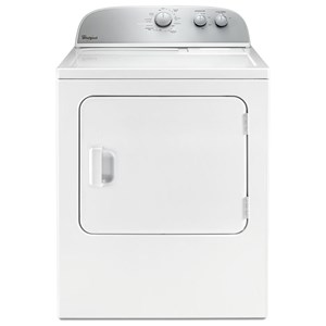 Whirlpool Electric Front Load Dryers 5.9 cu. ft. Top Load Electric Dryer