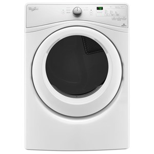 Whirlpool Electric Front Load Dryers 7.4 cu. ft. Duet® Long Vent Electric Dryer