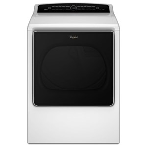 Whirlpool Electric Front Load Dryers 8.8 cu. ft. Cabrio® HE Electric Dryer