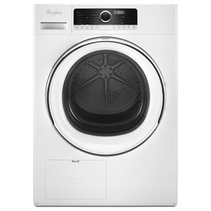 Whirlpool Electric Front Load Dryers 4.3 Cu. Ft. True Ventless Heat Pump Dryer