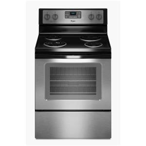 Whirlpool Electric Ranges 4.8 Cu. Ft. Freestanding Electric Range