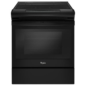 Whirlpool Electric Ranges 4.8 cu. ft. Electric Slide-In Range