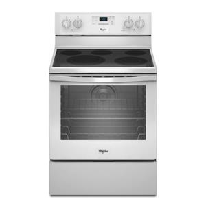 Whirlpool Electric Ranges 6.4 Cu. Ft. Electric Range