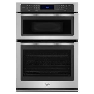 Whirlpool Electric Wall Ovens - Whirlpool 6.4 cu. ft. Combination Wall Oven
