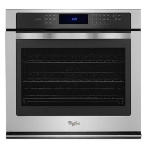 Whirlpool Electric Wall Ovens - Whirlpool 5.0 cu. ft. Single Wall Oven