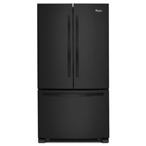 Whirlpool French Door Refrigerators 22 cu. ft. French Door Refrigerator