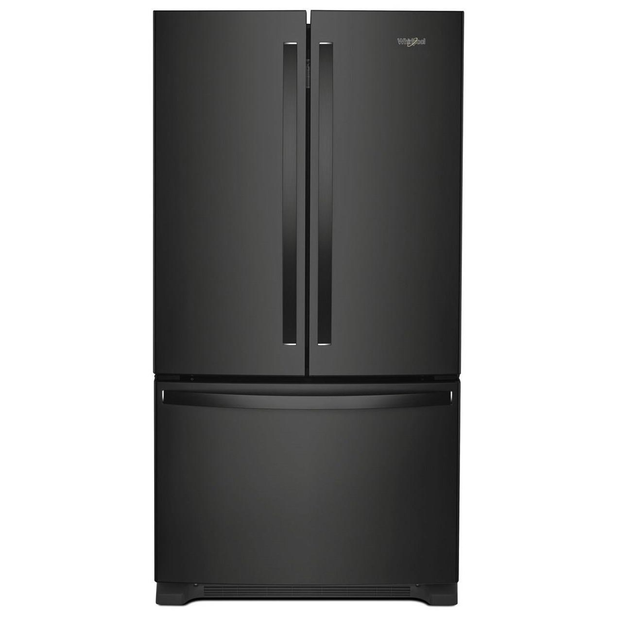 French Door Refrigerators 36-inch Wide French Door Refrigerator by Whirlpool at Story & Lee Furniture
