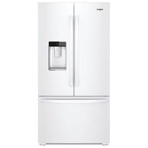 """Whirlpool French Door Refrigerators 36"""" Counter Depth French Door Refrigerator"""